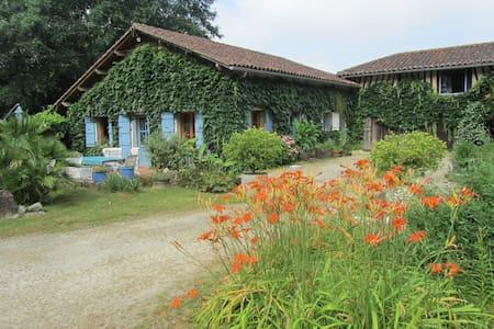 ferme landaise en pleine nature - Labastide-d'Armagnac - Dům