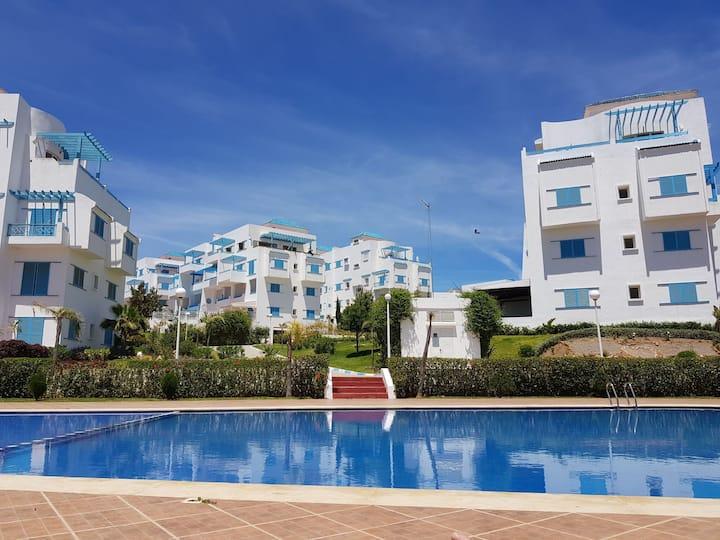 Appartement de Vacances, Marina smir, Kabila, Mdiq