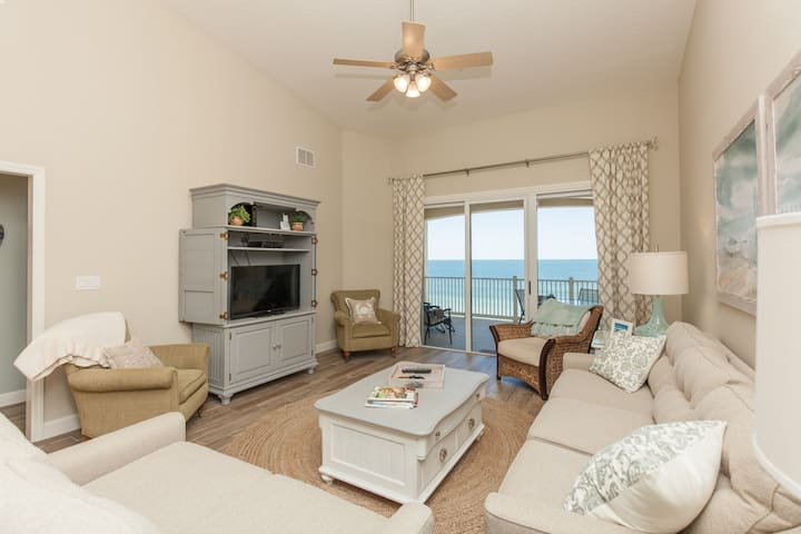 CB 564 completely remodeled floor to ceiling!! Come see Cinnamon Beach!!