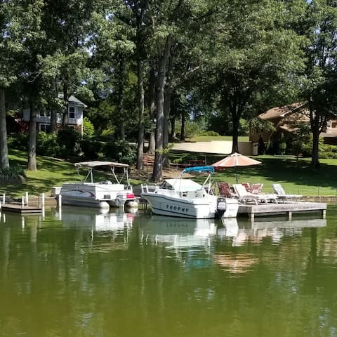 Relax on Moss Lake - Shelby 3BD 2BTH HOUSE
