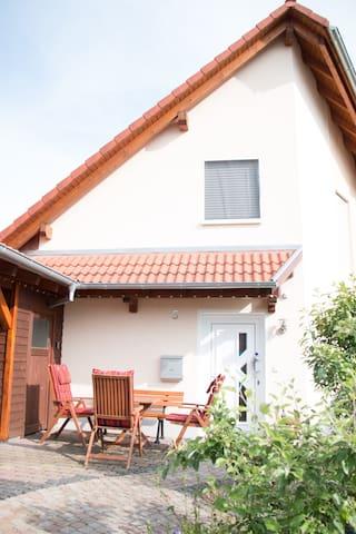 Ferienwohnung Helbig - Allendorf (Lumda) - Ortak mülk