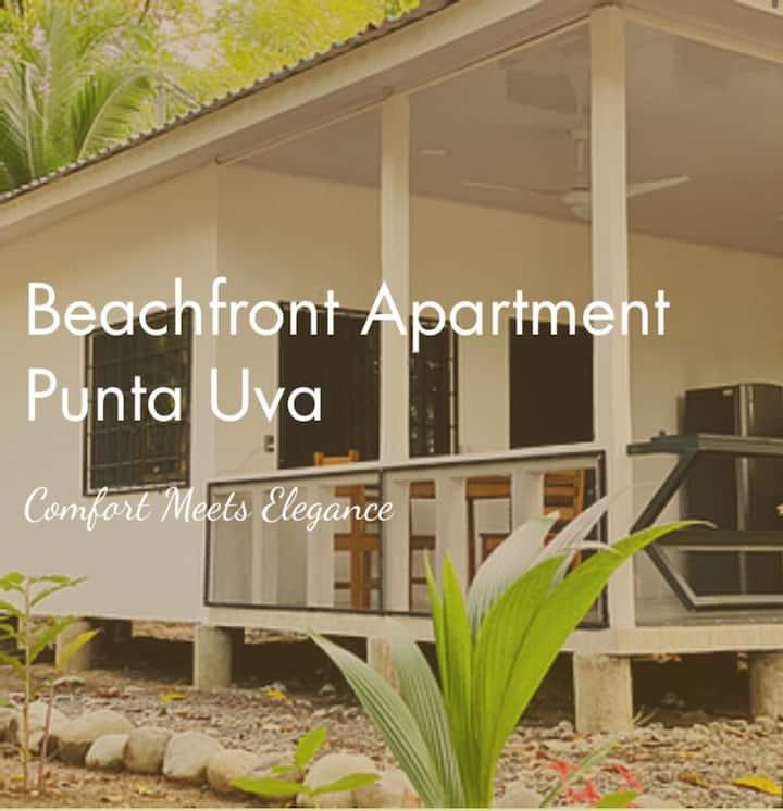 Beach Front Apartment Punta Uva