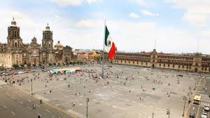 Small double room at Zocalo