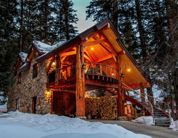 Carriage House on The Stream • Sundance, Utah