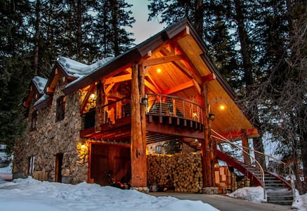 Carriage House on The Stream • Sundance, Utah