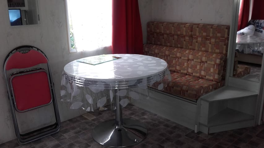 MOBIL HOME A LOUER