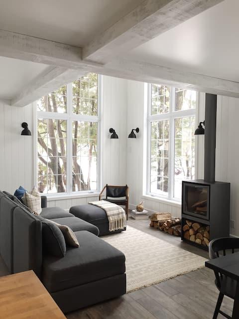 Cabina 151, cabanya del llac Libby