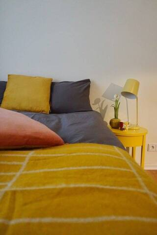 Superbly located and cozy room - The yellow room - Reykjavík - Huoneisto