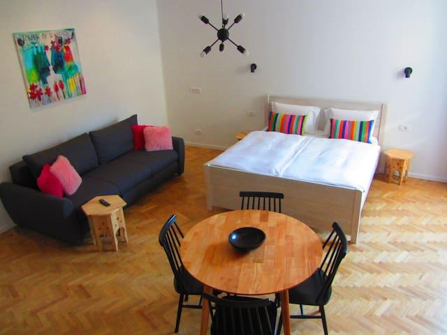 Apartment ART 3. City CENTER -  It's All About ART