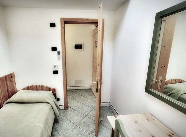 single room in the middle of nature - Provincia di Trento - Bed & Breakfast