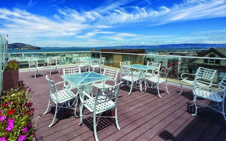 Suites At Fisherman's Wharf - San Francisco - Apartment