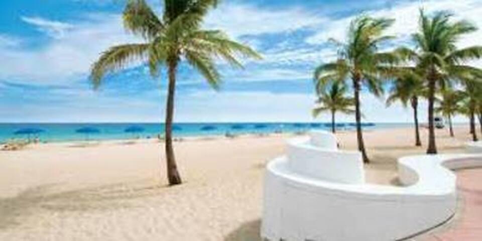 Fort Lauderdale beach resort - Fort Lauderdale - Andelsboende