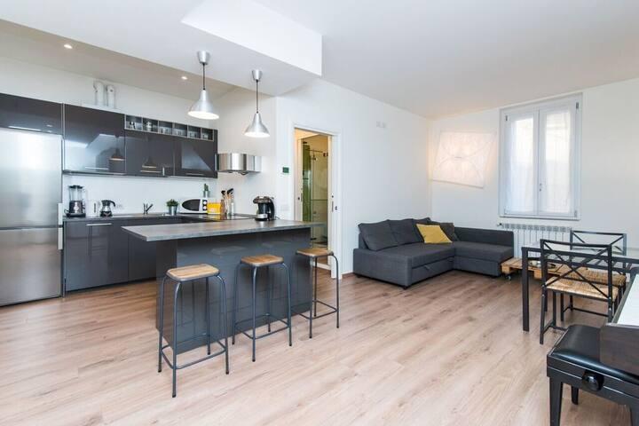 LOVELY APARTMENT IN MILAN - Milan - Appartement