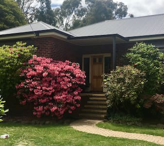 Country style home in Macedon - Macedon - 一軒家