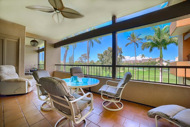 Huge Kaanapali Golf Course 2+2! Walk to the Beach!