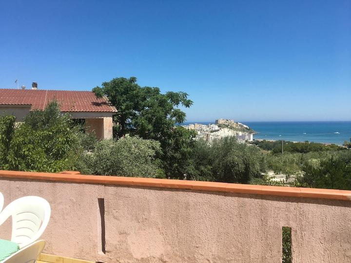 Villa Santa Margherita Panoramica per 5 persone