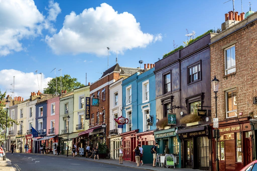 Flat in the heart of Notting hill