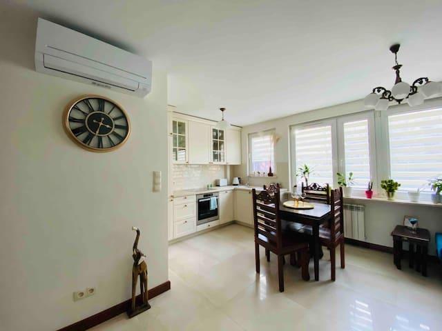 Apartament ,Stylowy' Pruszków