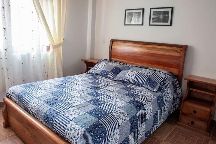 Habitación principal/ Main room