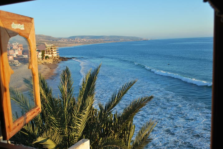 Dream Land Surf - Taghazout - Zen Apartment - Taghazout - Apartemen