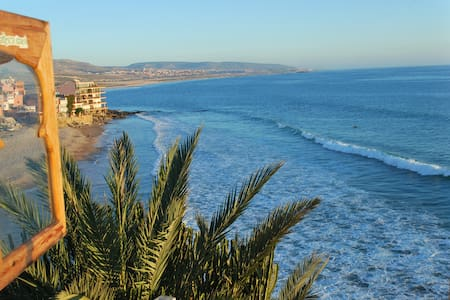 Dream Land Surf - Taghazout - Zen Apartment - Taghazout - Apartament