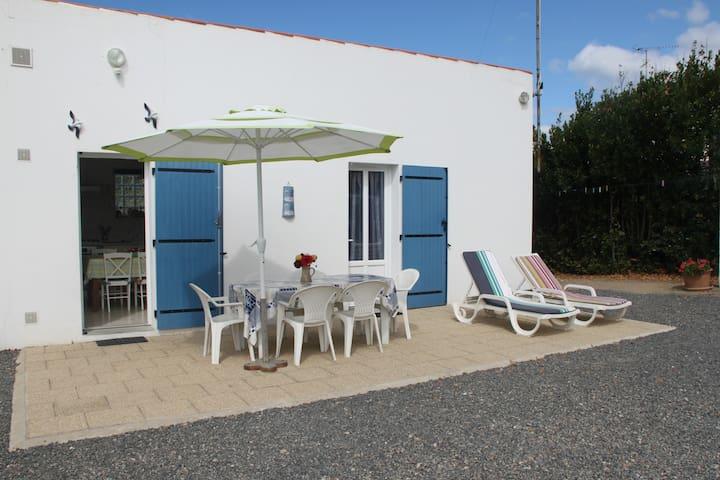 Maison de Vacances à la mer - Saint-Hilaire-de-Riez - Dom