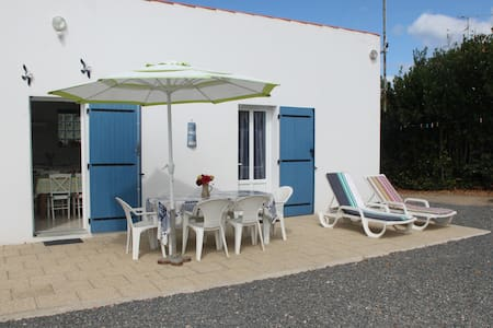 Maison de Vacances à la mer - House