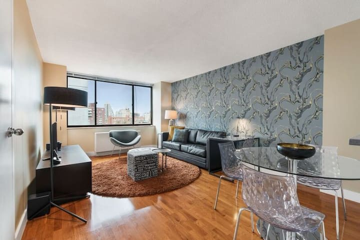 Sparkling Clean UWS One Bedroom