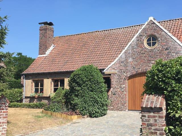 Charming Villa Oostduinkerke