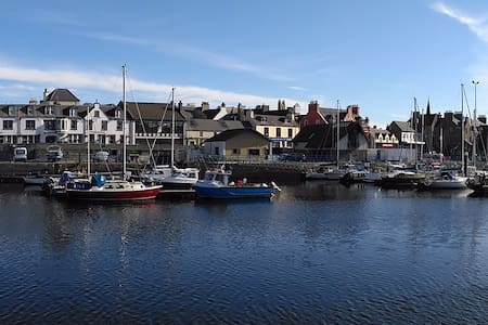 Home in the heart of Stornoway - Stornoway