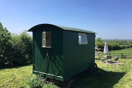 Vintage Shepherds Hut, Priors Hardwick,  Southam