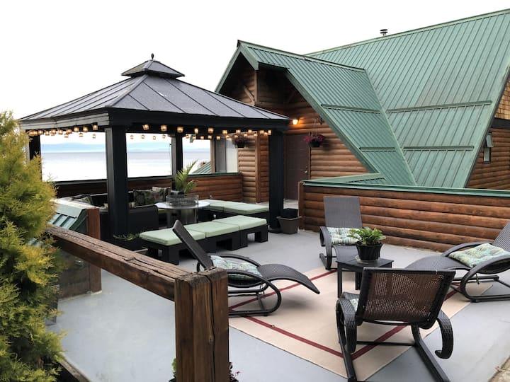 Beachfront Vacation Home