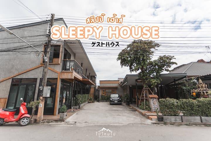 Sleepy House : Standard Room with Balcony