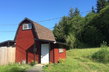 Cozy Country Cabin Close to Town - Arcata - Chatka