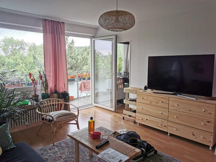 Cozy modern flat with big balcony munich
