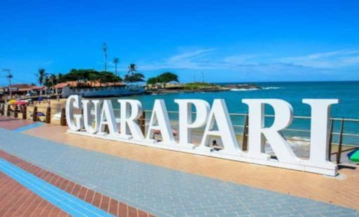 Apartamento aconchegante próximo a Praia do Morro