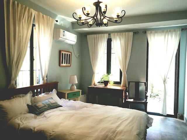 Cozy Apt in downtown Hangzhou close to west lake - Hangzhou