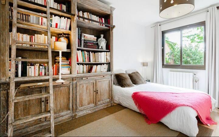 3 chambres dans villa à 6 km Toulouse