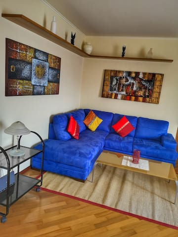 "Appartamento ""Blu"" a Vallefoglia, Pesaro-Urbino"