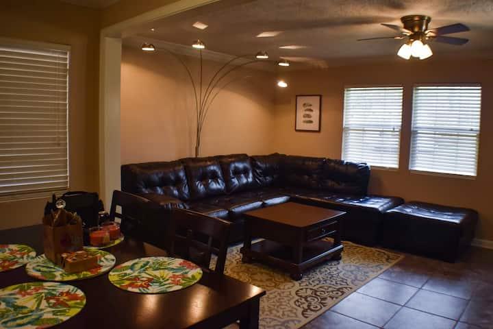 A Spacious & Comfortable Home