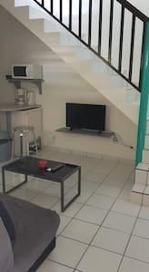 Studio, tranquilité, qualité, à Kourou