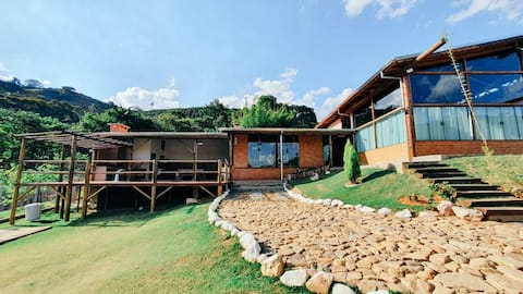 country house way of faith, Brazil MG