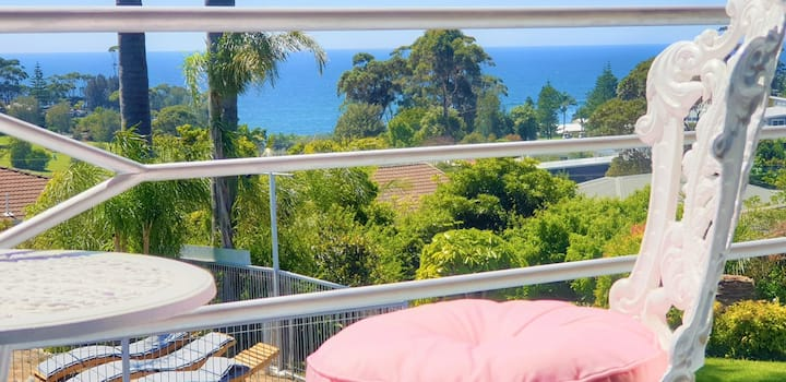 Mollymook Ocean View Motel Twin Deluxe Suite