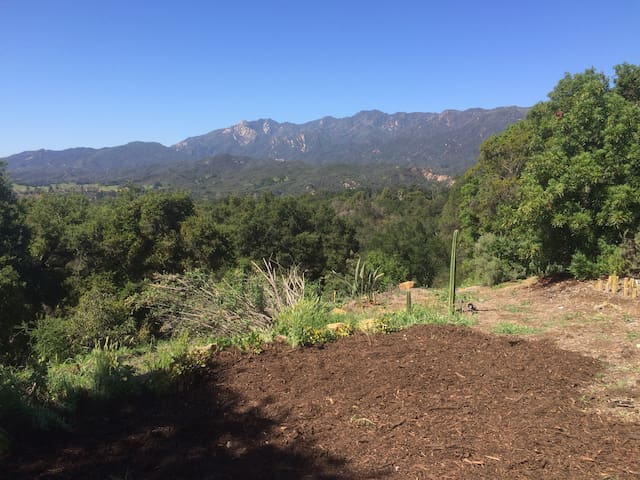 Top of Hill Paradise -NEW LISTING - Ojai - Gästhus