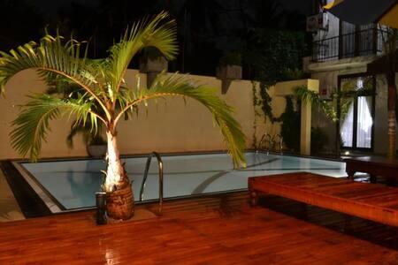 Hotel Villa Kapuru Deluxe Room - Negombo