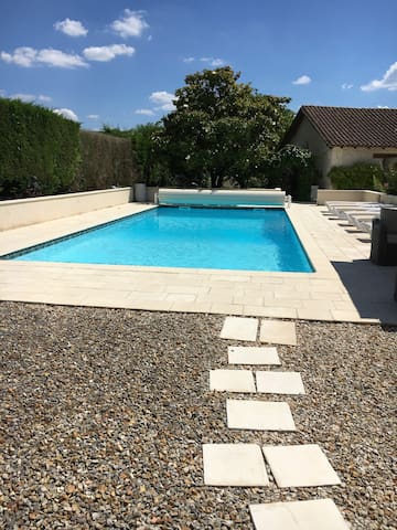 Luxury French Holiday Home with Pool. Sleeps 6
