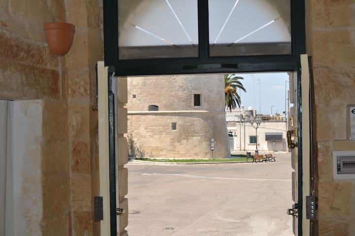 La casa col granaio, a 10 km da Otranto - Palmariggi - Apartament