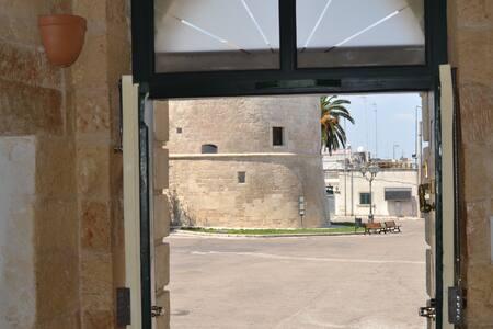 La casa col granaio, a 10 km da Otranto - Palmariggi