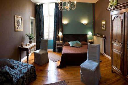 Chambre d'hôtes 2 à 3 personnes Mahomia - Formigny