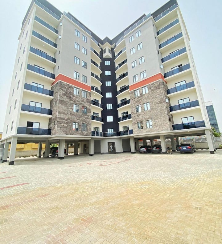 Lovely 3bed with Amazing view in Victoria Island